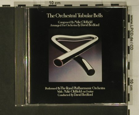 Oldfield,Mike: Orchestral Tubular Bells, Virgin(VVIPD 101), UK, 1975 - CD - 97836 - 10,00 Euro