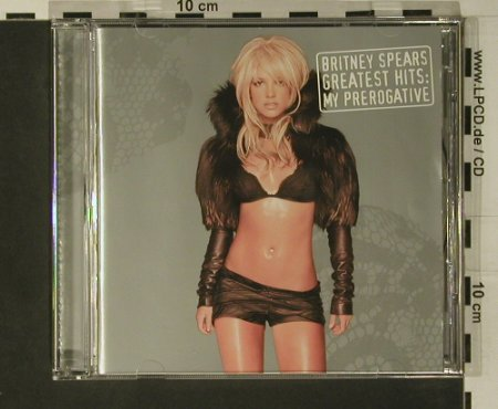 Spears,Britney: Greatest Hits:My Prerogative, Jive(), EU, 2004 - CD - 97837 - 7,50 Euro