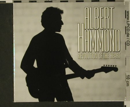 Hammond,Albert: Revolution of the Heart, Digi, Albert Hammond Music(), D, 2005 - CD - 97902 - 7,50 Euro