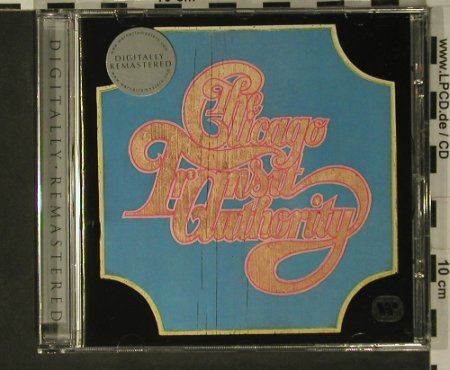 Chicago: Transit Authority(69), digitalRem., Rhino(), D, 2002 - CD - 97904 - 7,50 Euro