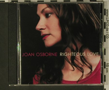 Osborne,Joan: Righteous Love, Interscope(), , 00 - CD - 97955 - 7,50 Euro