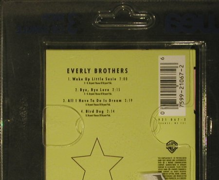 Everly Brothers: Wake up little  Susie +3, Digi, WB(921 067-2), D, 1989 - CD5inch - 97971 - 5,00 Euro