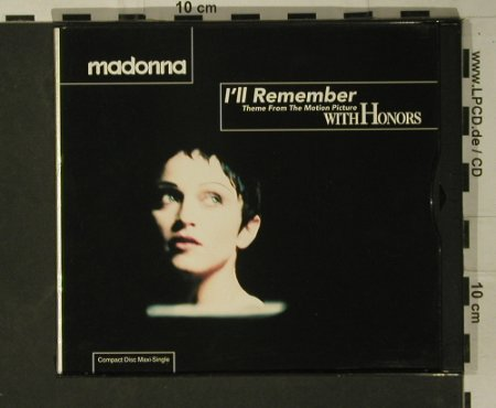 Madonna: I'll Remember*4, Digi, Maverick(), US, 1994 - CD5inch - 97985 - 7,50 Euro