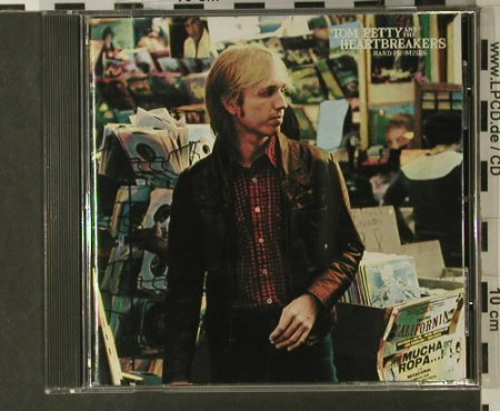 Petty,Tom & Heartbreakers: Hard Promises, MCA(), UK, 1981 - CD - 98047 - 7,50 Euro