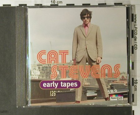 Stevens,Cat: Early Tapes, Spectrum(), D,  - CD - 98165 - 5,00 Euro