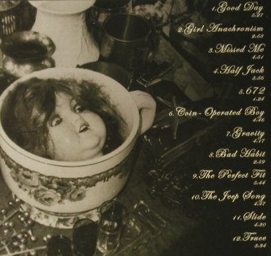 Dresden Dolls ,The: Same, Digi, 8ft rec.(RR 8283-5), , 2003 - CD - 98166 - 10,00 Euro