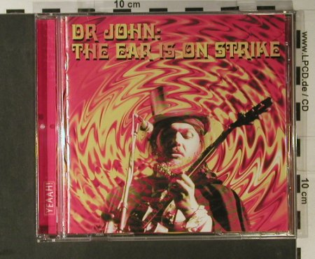 Dr.John: The Ear is on Strike, 12 Tr., Evangeline(), UK,  - CD - 98219 - 7,50 Euro