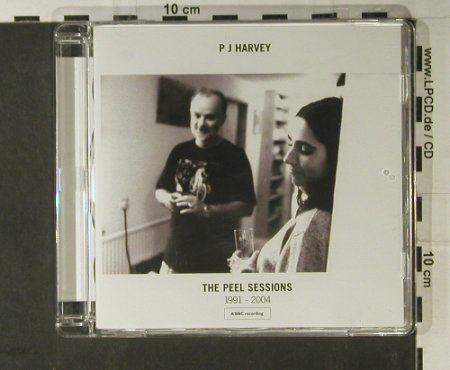 Harvey,PJ: The Peel Sessions 1991-2004, BBC / Island(), EU, 2006 - CD - 98245 - 10,00 Euro