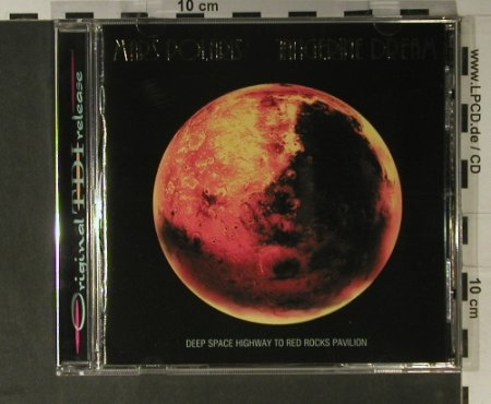 Tangerine Dream: Mars Polaris, TDI(016), D,  - CD - 98281 - 7,50 Euro