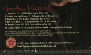 Haskell,Gordon: Look Out, FS-New, Flying Sparks Rec.(TDB-CD-053), , 2001 - CD - 98533 - 15,00 Euro