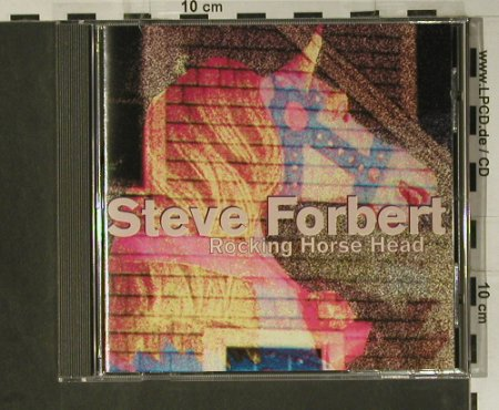 Forbert,Steve: Rocking Horse Head, Paladin/Revolution(), EC, 1996 - CD - 98576 - 10,00 Euro