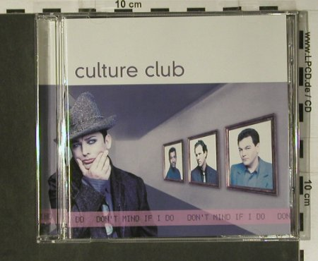 Culture Club: Don't Mind If I Do, Virgin(), , 1999 - CD - 98578 - 7,50 Euro