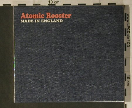 Atomic Rooster: Made In England, FS-New, Castle(CMQCD927), EU, 2004 - CD - 98613 - 12,50 Euro