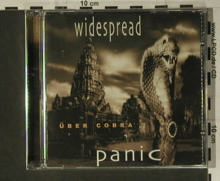 Widespread Panic: Über Cobra, FS-New, Sanctuary(MotorCD1017), , 2004 - CD - 98671 - 10,00 Euro