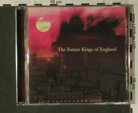 Future Kings Of England,The: Same, Backwater(OLKCD 011), UK, 2005 - CD - 98742 - 10,00 Euro