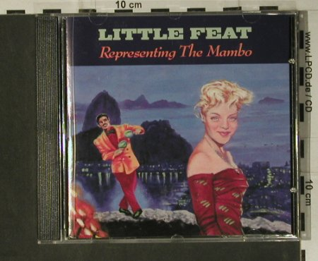 Little Feat: Representing The Mambo, WB(), D, 1990 - CD - 98753 - 7,50 Euro