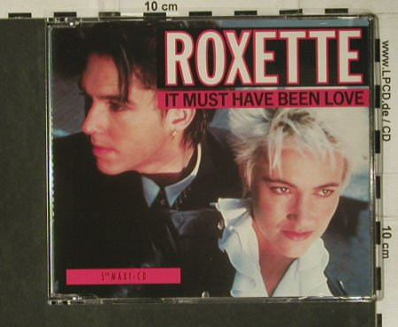 Roxette: It Must Have Been Love+2, Electrola(560-13 6380 2), D, 1990 - CD5inch - 98783 - 5,00 Euro