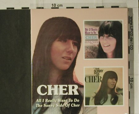 Cher: All I Really Want To Do, FS-New, BGO(BGOCD673), UK, 2005 - CD - 98799 - 12,50 Euro