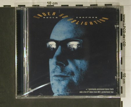 Chapman,Roger: Under No Obligation, FS-New, Mystic(MYS CD 180), , 2005 - CD - 98863 - 12,50 Euro