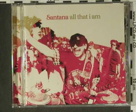Santana: All That I am, Arista(), , 2005 - CD - 98892 - 7,50 Euro