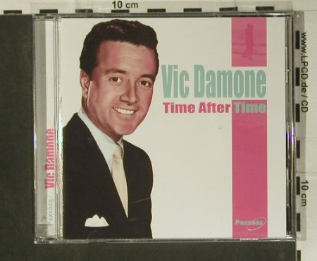 Damone,Vic: Time After Time, Pazzazz(1PAZZ029-2), D, 2004 - CD - 99006 - 5,00 Euro
