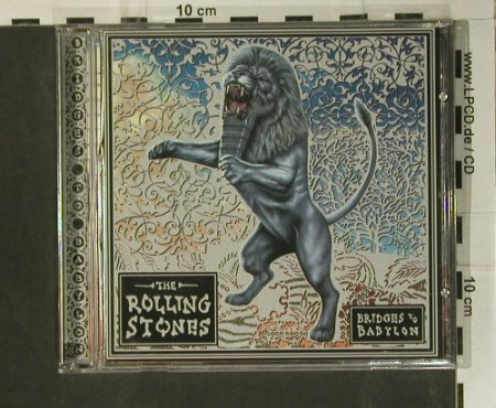 Rolling Stones: Bridges To Babylon, Virgin(), NL, 1997 - CD - 99012 - 7,50 Euro