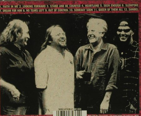 Crosby Stills Nash & Young: Looking Forward, Reprise(), D, 1999 - CD - 99065 - 10,00 Euro