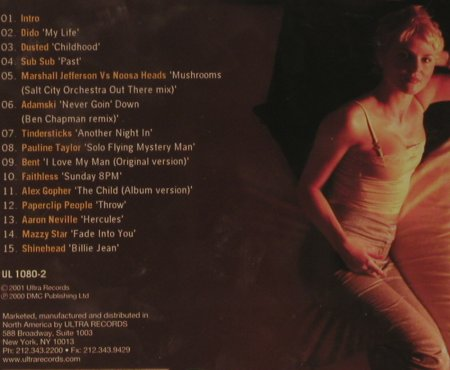 V.A.Back To Mine: Faithless, FS-New, DMC(UL 1080-2), UK, 2001 - CD - 99069 - 10,00 Euro