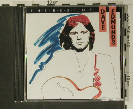 Edmunds,Dave: The Best Of, Swan Song(7567-90338-2), D, 1981 - CD - 99087 - 7,50 Euro