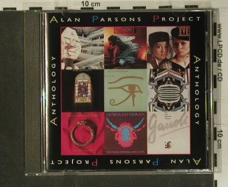 Parsons Project,Alan: Anthology, Connoisseur(), UK, 1991 - CD - 99091 - 7,50 Euro