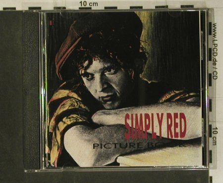 Simply Red: Picture Book, Elektra(9031-76993-2), D, 1985 - CD - 99097 - 10,00 Euro