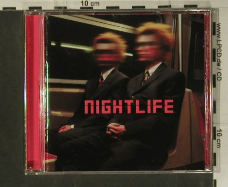 Pet Shop Boys: Nightlife, Parloph.(), EU, 1999 - CD - 99101 - 10,00 Euro