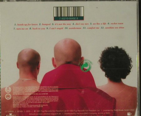 Right Said Fred: Sex And Travel, FS-New, Blow Up(), D, 1993 - CD - 99104 - 7,50 Euro