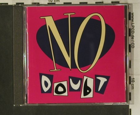No Doubt: Same, Interscope(IND 92109), EC, 1992 - CD - 99140 - 5,00 Euro
