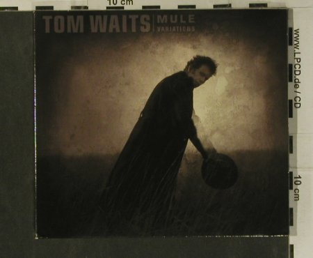 Waits,Tom: Mule Variations, Digi, Epitaph(6547-2), NL, 1999 - CD - 99170 - 10,00 Euro