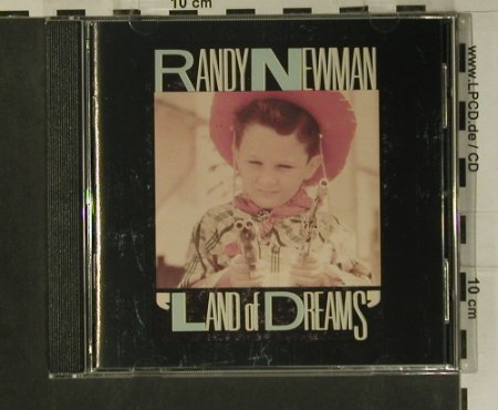 Newman,Randy: Land Of Dreams, Reprise(925 773-2), D, 1988 - CD - 99171 - 10,00 Euro