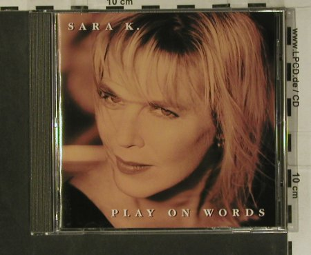 Sara K.: Play On Words, Chesky(JD 105), US, 1994 - CD - 99174 - 10,00 Euro