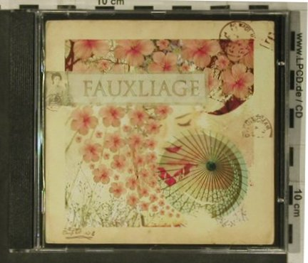 Fauxliage: Same, Nettwerk(), EU, 2007 - CD - 99273 - 10,00 Euro