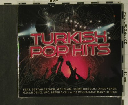 V.A.Turkish Pop Hits: Sertab Erener,20 Tr., Digi, FS-New, Lola's World(cls0001332), EU, 2008 - CD - 99308 - 7,50 Euro