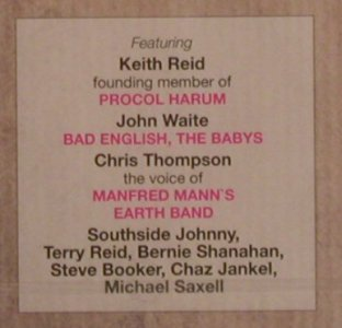 Reid Project,Keith: The Common Thread, Rockville(), , 2008 - CD - 99505 - 10,00 Euro