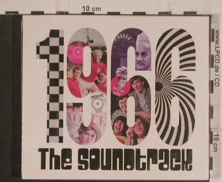 V.A.1966: The Soundtrack, FS-New, Castle(CMEDD 705), EU, 2003 - 2CD - 99530 - 10,00 Euro