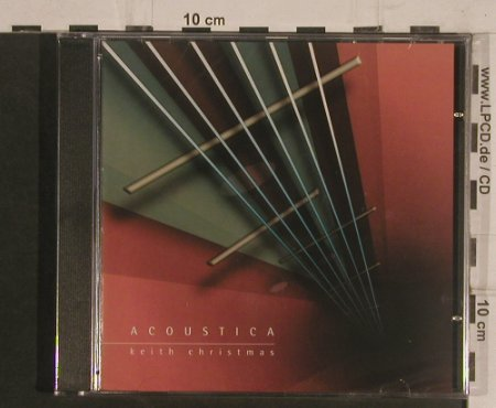 Christmas,Keith: Acoustica, FS-New, Woronzow Rec.(WOO 54), UK, 2003 - CD - 99543 - 10,00 Euro