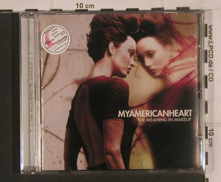 My American Heart: The Meaning in Makeup, Bodog/Warcon(0178281BMD), , 2007 - CD - 99641 - 7,50 Euro