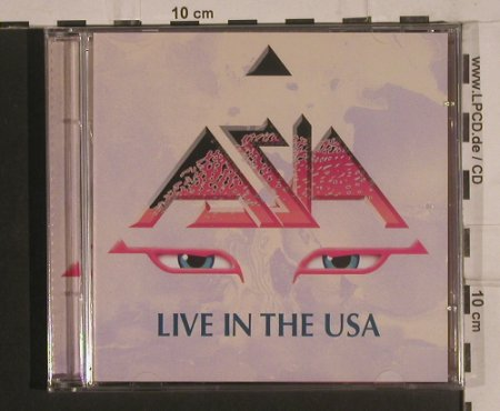 Asia: Live In The USA, FS-New, Floating World(), , 2007 - 2CD - 99679 - 10,00 Euro