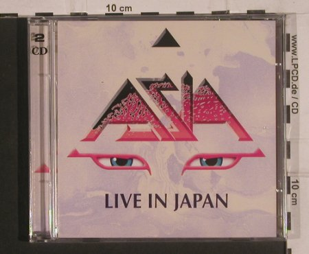 Asia: Live In Japan, FS-New, Floating World(ACAD8177), , 2007 - 2CD - 99680 - 10,00 Euro