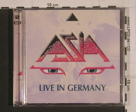 Asia: Live In Germany, FS-New, Floating World(ACAD8178), , 2007 - 2CD - 99681 - 10,00 Euro