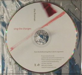 Mc Cartney,Paul / The Youth: The Fireman/Sing the Changes, Digi, mpl(), UK, 2008 - CD5inch - 99889 - 5,00 Euro