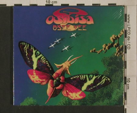 Osibisa: Osee Yee, Digi, FS-New, Golden Stool(GSTOcd002), UK, 2009 - CD - 99994 - 10,00 Euro