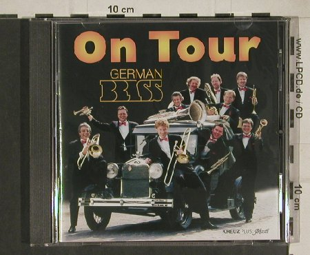 German Brass: On Tour, Kreuz(), D, 1999 - CD - 80430 - 7,50 Euro