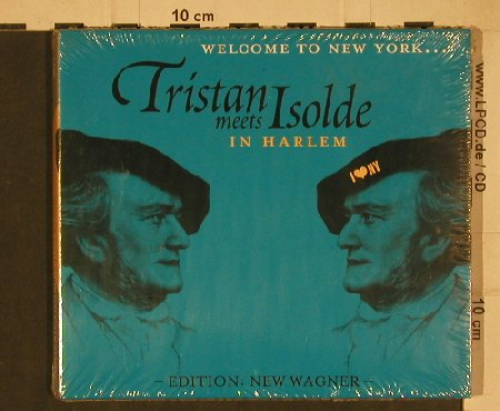 Gateway Symphony-Orchestra/E.Bostic: Tristan meets Isolde in Harlem,Digi, Gatewaay4M (2)(3003-2), EU,FS-New, 2004 - CD - 80554 - 7,50 Euro